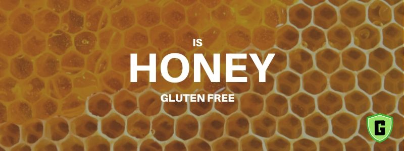 is honey gluten free