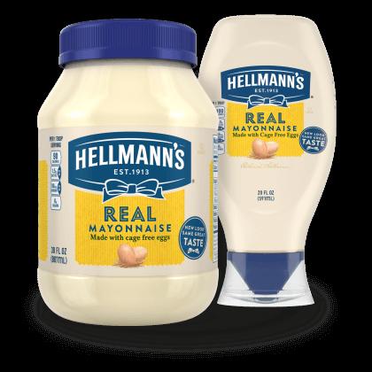 is mayonnaise gluten free - hellmann's