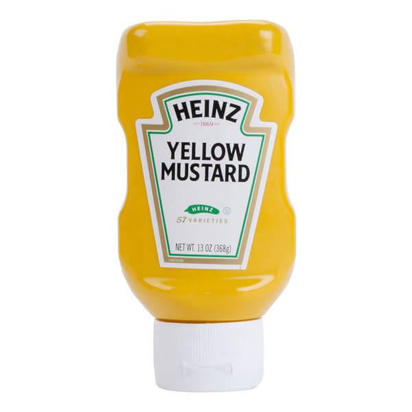 Heinz gluten free mustard