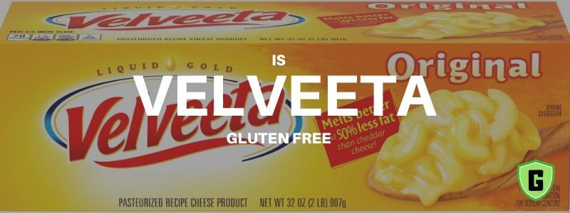 is velveeta gluten free