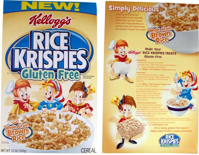 is captain crunch gluten free