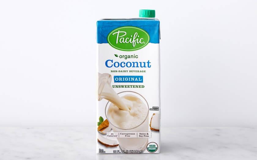 is coconut milk gluten free - pacific foods