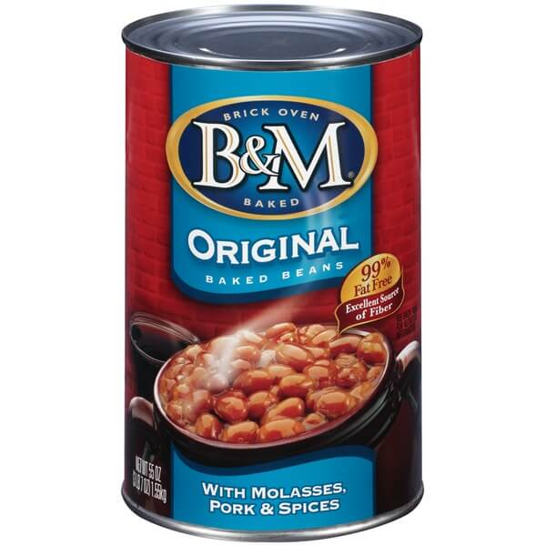 Does Baked Beans Have Gluten In Them