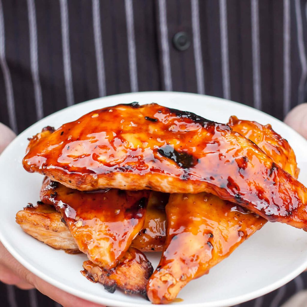 Gluten Free Teriyaki Chicken Recipe
