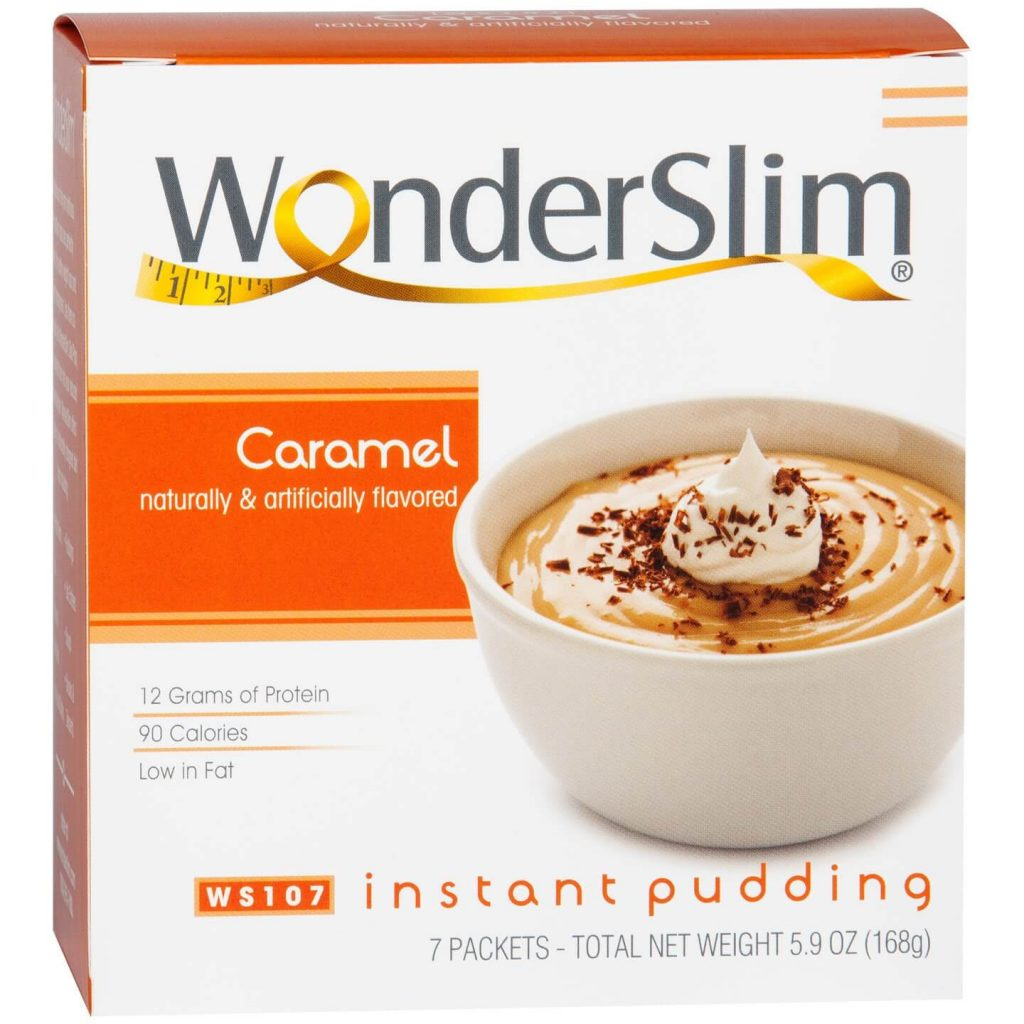 instant pudding gluten free
