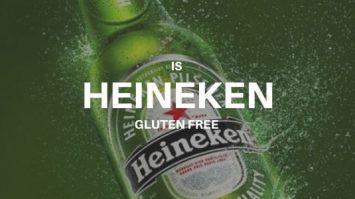 is heineken gluten free