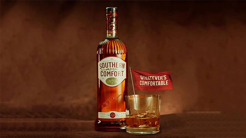 is southern comfort gluten free