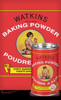 is baking powder gluten free - Watkins