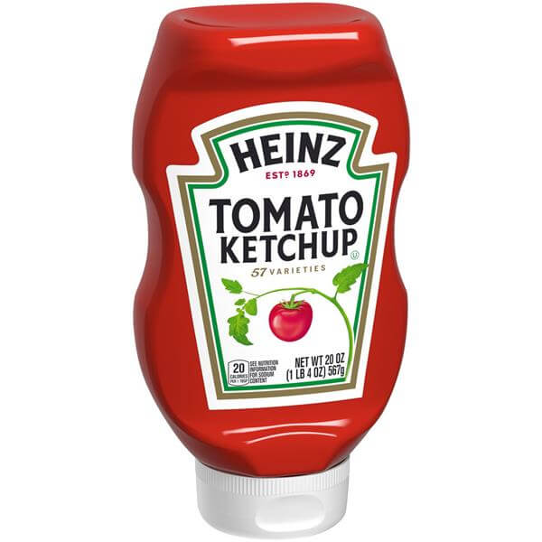 is tomato sauce brands gluten free - heinz