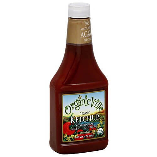 gluten free tomato sauce brands - organic ville