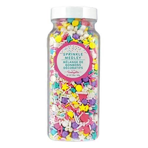 are sprinkles gluten free