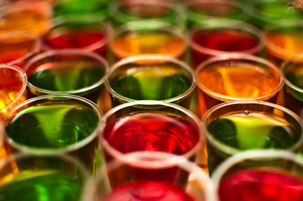 home made jello shots recipe
