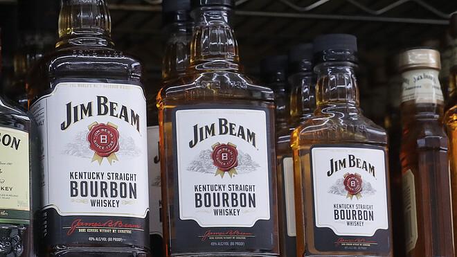is Jim Beam gluten free