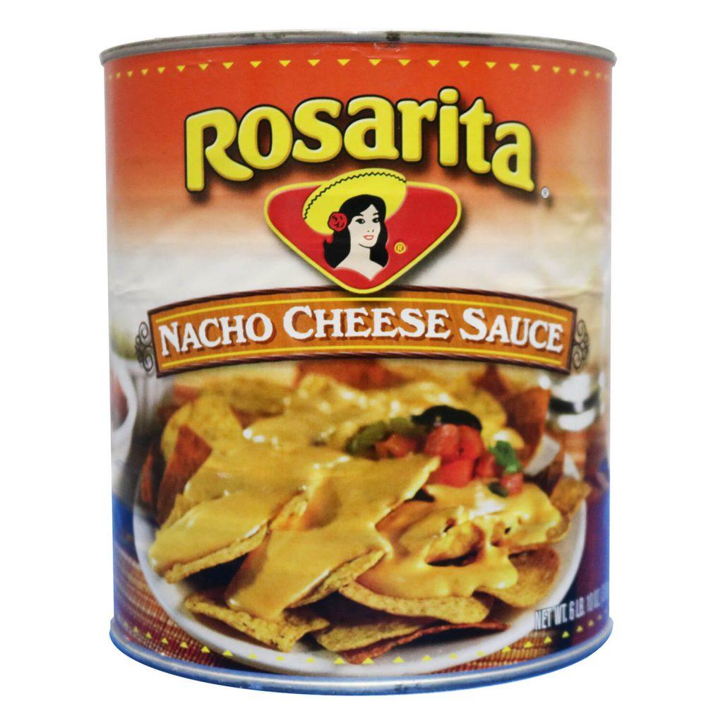 Rosarita nacho cheese brand - is nacho cheese gluten free