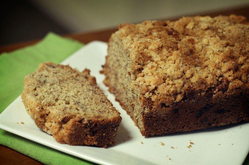 banana bread gluten free recipe with olive oil