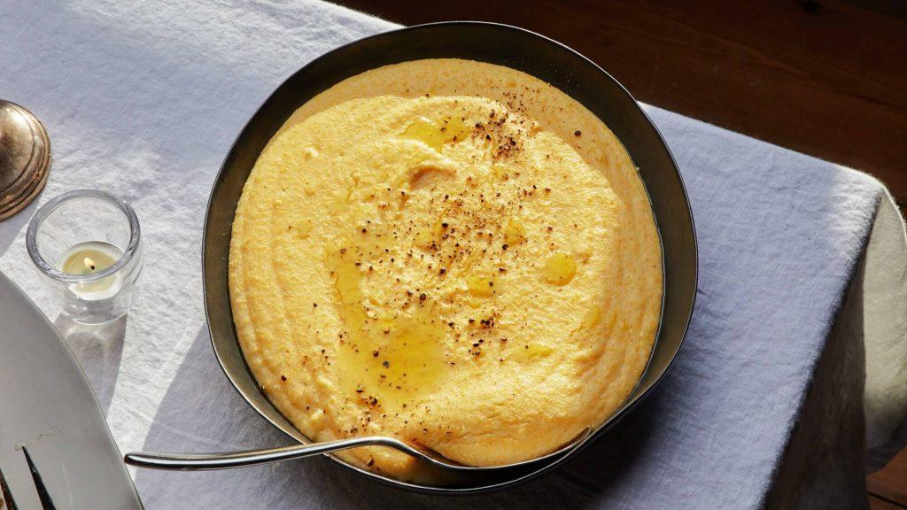 is polenta gluten free