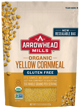 is polenta gluten free - Arrow Head Mills
