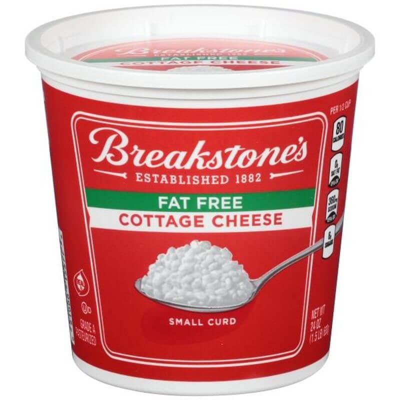 is ricotta cheese gluten free - breakstones