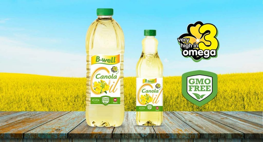 is there gluten in canola oil - what is it