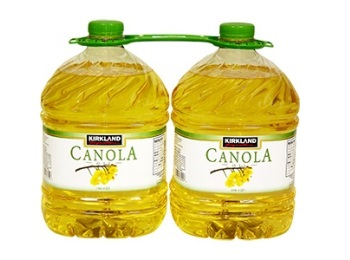 is there gluten in canola oil - Kirkland Signature Canola Oil