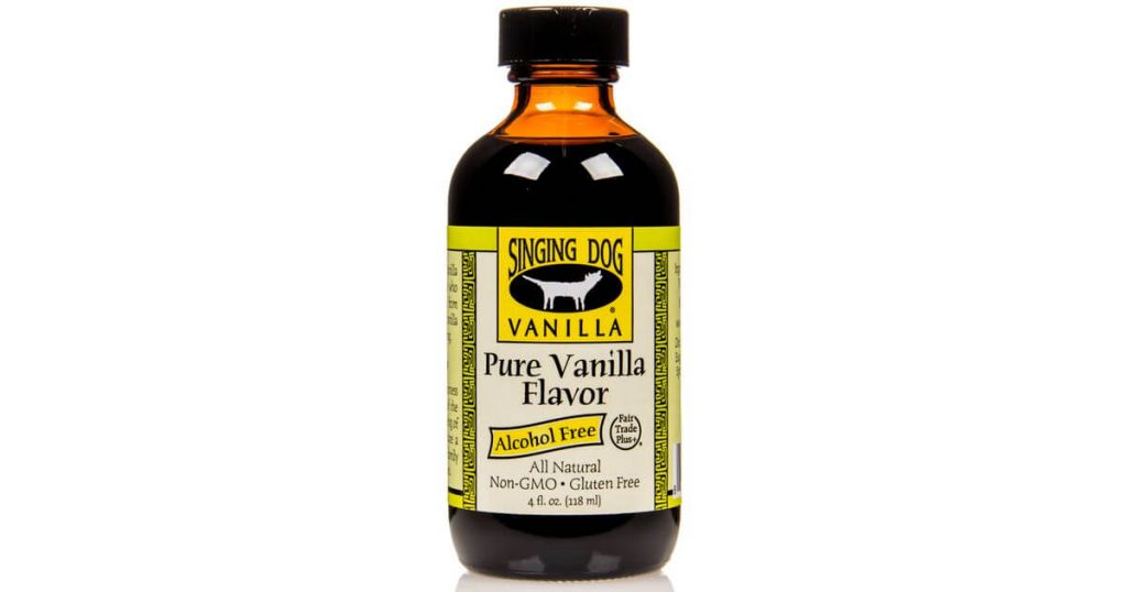 is vanilla gluten free - Singing dog gluten-free pure vanilla extract