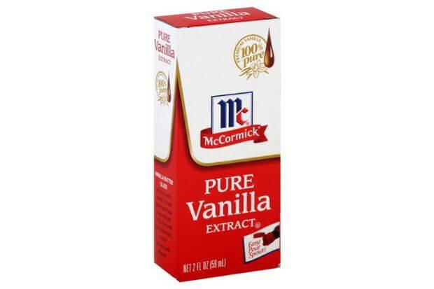Is vanilla gluten free - McCormick's pure vanilla extract