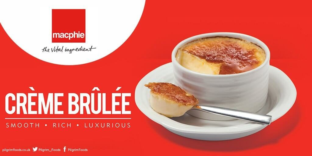 is creme brulee gluten free
