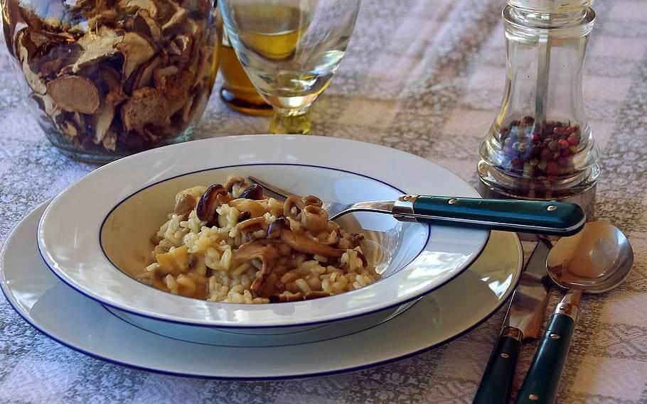gluten free risotto recipe