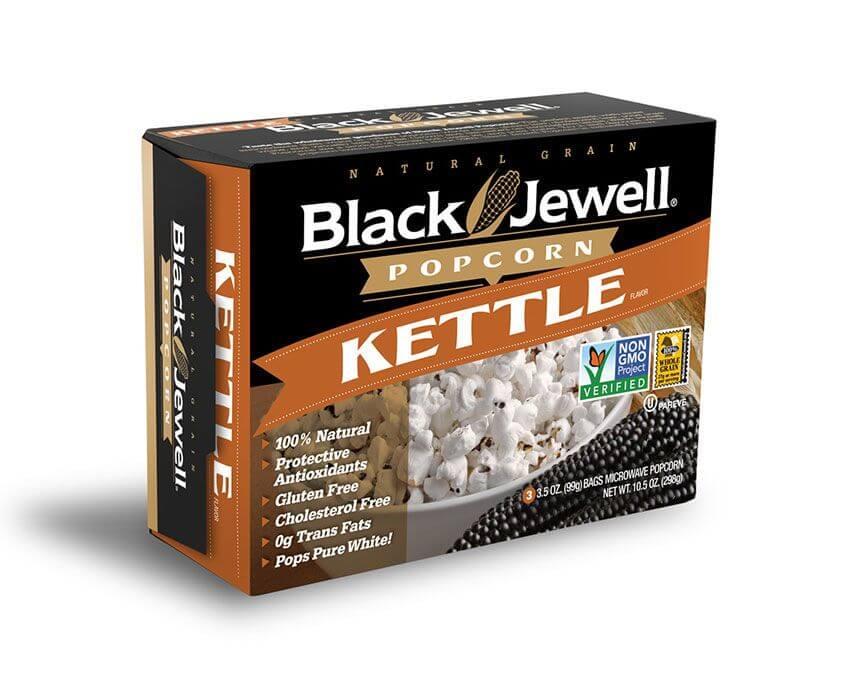 is kettle corn gluten free - black jewell