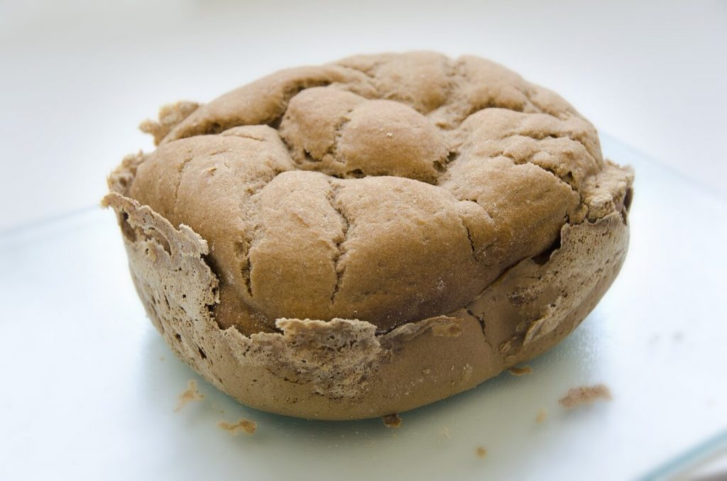 Defrosting gluten free bread