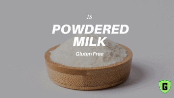 powdered milk