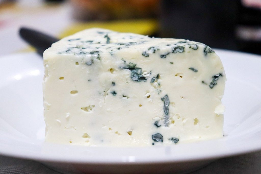Blue Cheese may be gluten free