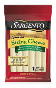 String Cheese Sargento