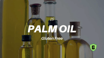Is Palm Oil Gluten Free