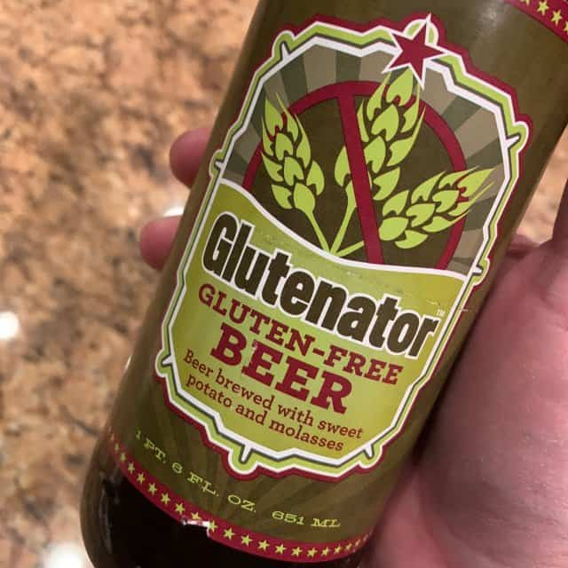 Glutenator Gluten Free Beer