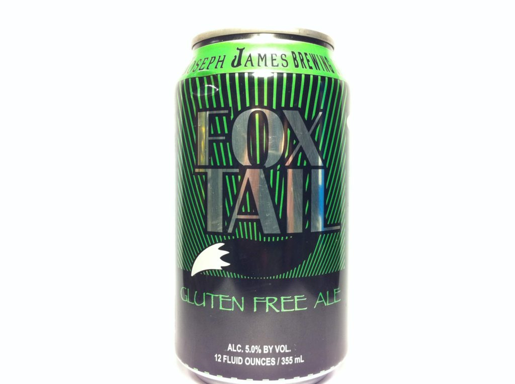 Fox Tail Gluten Free Beer