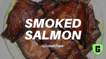 Is smoked salamon gluten free