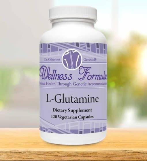 Is Glutamine Gluten Free?