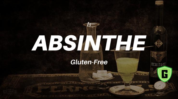 Is Absinthe Gluten Free
