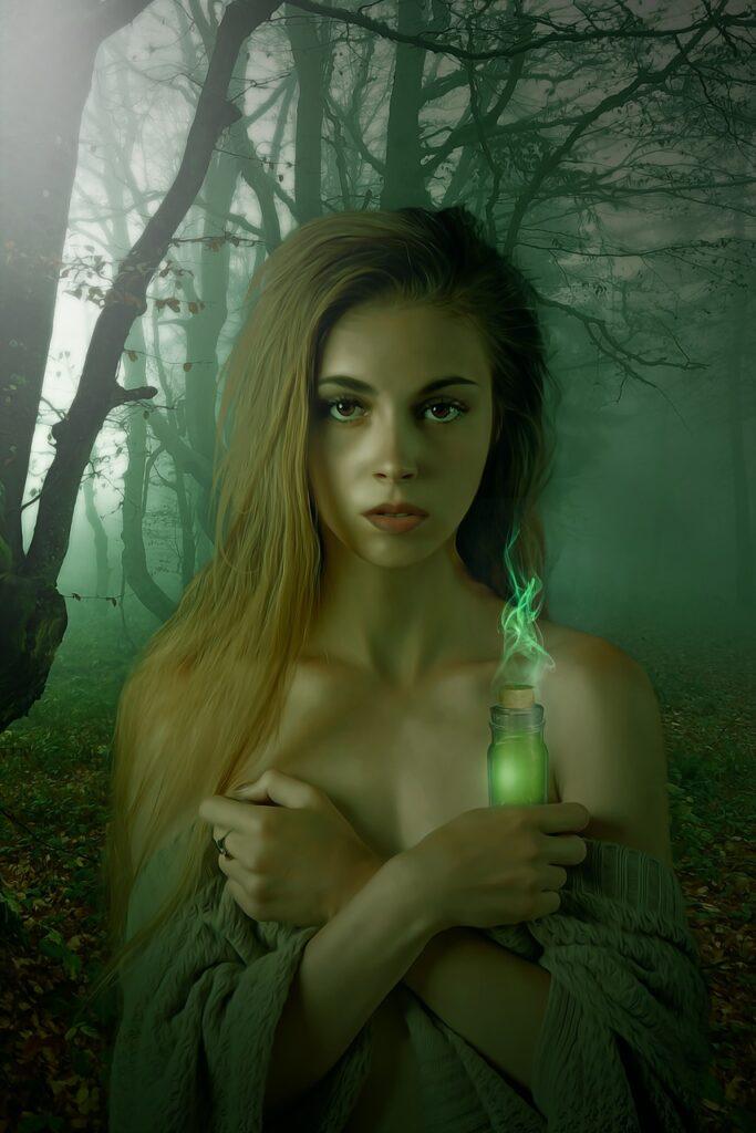 la fée verte or the green fairy
