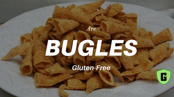 are bugles gluten free