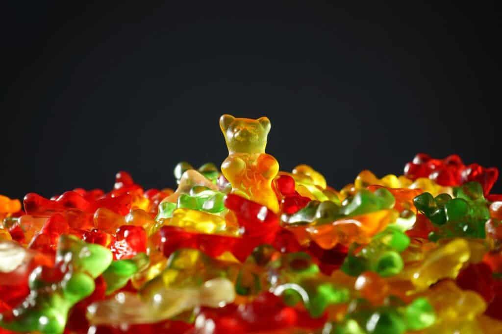Are the Haribo Gummy Bears gluten free