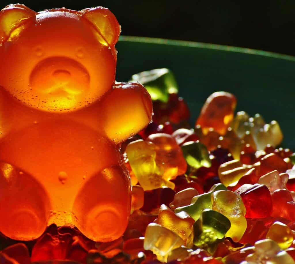 Are Haribo Gummy Bears Gluten Free