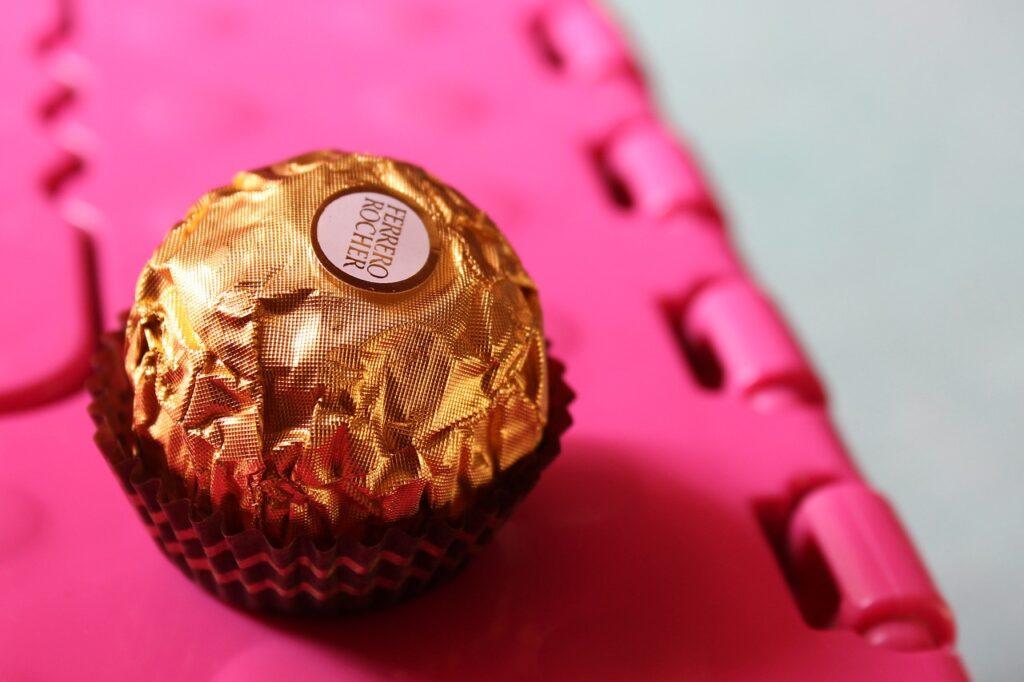 Is Ferrero Rocher Gluten Free